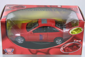1:24 1997 Honda Civic Coupe By Motormax
