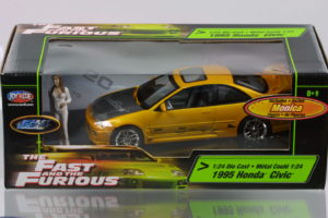 1 24 1995 Honda Civic Coupe By Ertl And Revell Hondacurator